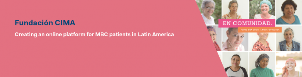 Creating an online platform for MBC patients in Latin America