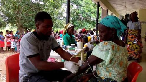 © Beacon Youth Initiative, Nigeria. World Hepatitis Day, 2016