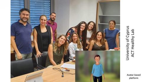 University of cyprus team