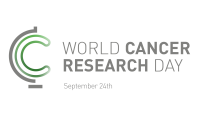 Logo - World Cancer Research Day (WCRD)