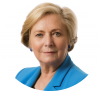Frances Fitzgerald, Member of the European Parliament, The Group of the European People's Party; and Chair of the multi-stakeholder coalition Transforming Breast Cancer Together