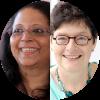 Dr Padmini Murthy and Dr Bettina Pfeiderer