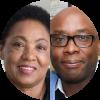 Zipporah Ali and Mirfin Mpundu