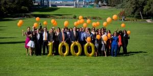 1000 members celebration