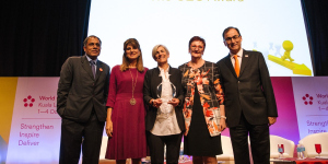 UICC CEO Award Winner