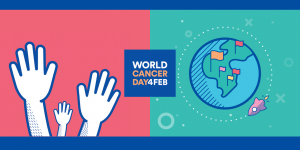 World Cancer Day 2018 – Add your activity to the Map of Impact