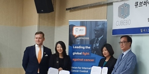 UICC signs partnership with CUBEBIO and Korea's National Cancer Centre (NCC)
