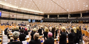 European Parliament on World Cancer Day