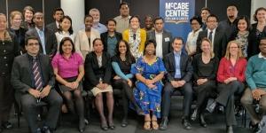 McCabe Centre for Law staff