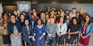 McCabe Centre for Law & Cancer Alumni group photo Australia