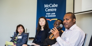 McCabe Centre wins international award for work to prevent and control noncommunicable diseases