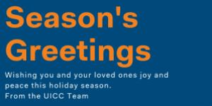 UICC Season's greetings 2020