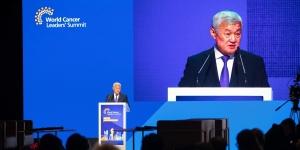Wednesday 16 October 2019 – Main Summit Day H.E. Berdibek Saparbaev, Deputy Prime Minister, Kazakhstan