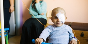 Childhood Cancer, Istanbul Oncology Institute, International Childhood Cancer Day