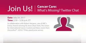 Astellas - Twitter chat