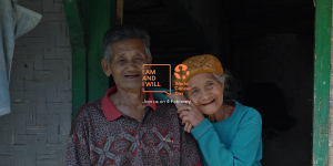 World Cancer Day - Elderly couple