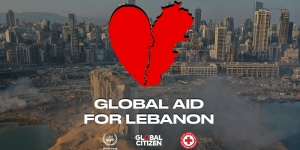 CCCL co-launches Global Aid for Lebanon Campaign