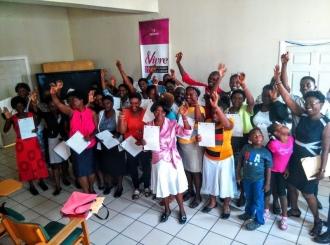 Project Medishare for Haiti - Groupshot