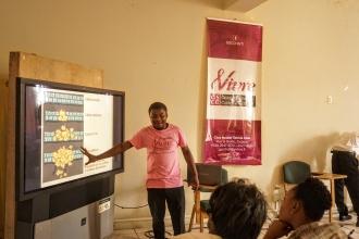 Project Medishare for Haiti - Teaching