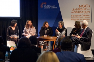 World Cancer Leaders' Summit Mexico 2017