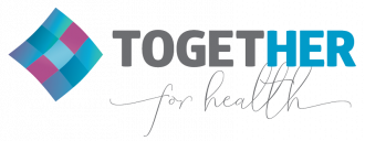 Together for Health logo