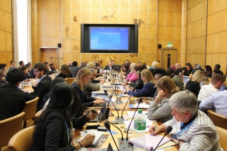 Side Event on making the right investments for cancer control at the 69th WHA
