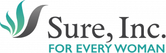 Sure touch logo