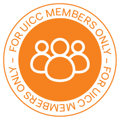 For UICC members only badge